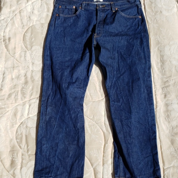Levi's Other - Levi's 501 40x32 button fly high waist jeans